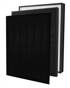 InvisiClean True Hepa / Activated Carbon Replacement Filter for IC-4524 - IC-4524-Hepa-C-Filter