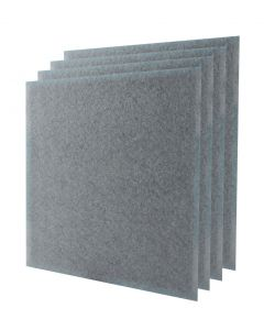 InvisiClean Replacement Prefilter 4 Pack for IC-5018 and IC-5120 - IC-5018-Hepa-C-Prefilter