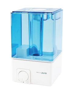 InvisiPure Sky Cool Mist Ultrasonic Humidifier - IP-4030-WHITE