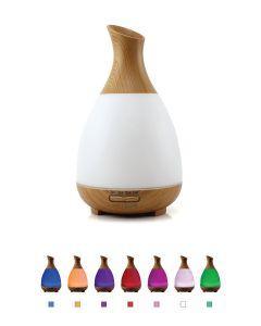 InvisiPure Alta Aroma Diffuser - Wood - IP-AD200-33-WOOD