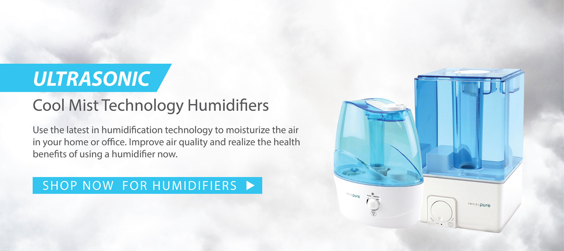 InvisiPure Humidifiers